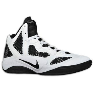 Nike Zoom Hyperfuse 2011   Mens   Basketball   Shoes   White/Black