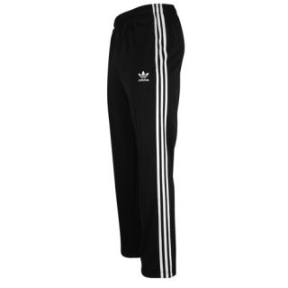 adidas Originals Superstar Track Pants   Mens   Casual   Clothing   Black/White