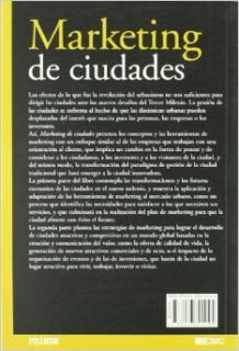 Marketing de ciudades / Marketing of Cities: Estrategias para el desarrollo de ciudades atractivas y competitivas en un mundo global / Strategies for/ Sectoral Marketing) (Spanish Edition): Victoria De Elizagarate: 9788436822045: Books