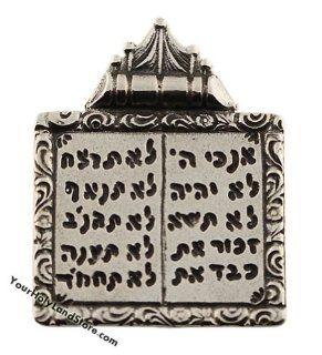 Ten Commandments Pendant