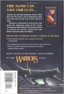 Forest of Secrets (Warriors, Book 3): Erin Hunter: 9780060525613: Books