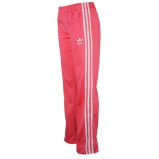 adidas Originals Firebird Track Pants   Womens   Casual   Clothing   Light Maroon/Tech Gold/Ultra Pop