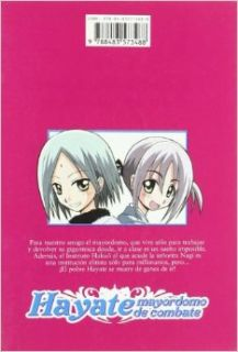 Hayate Mayordomo de combate 4 / Hayate the Combat Butler (Spanish Edition): Kenjiro Hata: 9788483573488: Books