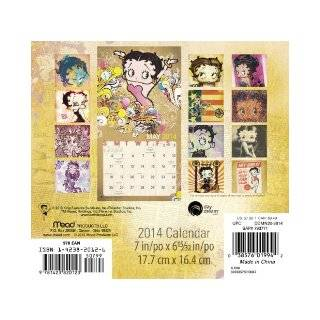2014 Betty Boop Mini Calendar: King Features: 9781423820123: Books