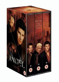 Angel: The Series [VHS]: David Boreanaz, Charisma Carpenter, Alexis Denisof, J. August Richards, Andy Hallett, Amy Acker, Stephanie Romanov, Vincent Kartheiser, David Block, James Marsters, Christian Kane, Julie Benz, James A. Contner, David Greenwalt, Jos
