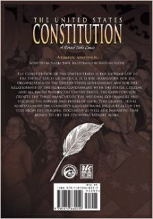 The United States Constitution A Round Table Comic Graphic Adaptation Nadja Baer, Thomas Jefferson, John Adams, Thomas Paine, James Madison, Nathan Lueth 9781610660259 Books