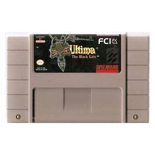 Ultima: The Black Gate   Nintendo Super NES: Video Games
