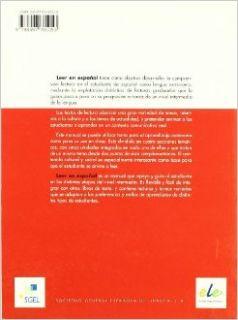 Leer en espanol (EPD) (Spanish Edition) Maria Rodriguez, Amparo Rodriguez 9788497781053 Books