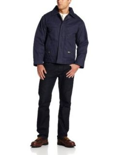 Berne Men's Big Tall Flame Resistant Bomber Jacket: Clothing