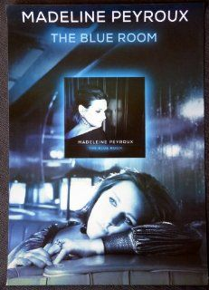 Madeline Peyroux   Blue Room   Rare Advertising Poster   18x24 : Other Products : Everything Else