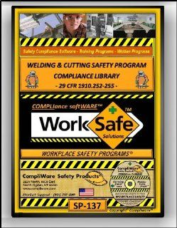 SP 137   WELDING & CUTTING SAFETY COMPLIANCE LIBRARY   OSHA   29 CFR 1910.251 255   UPC   639737375244: Software