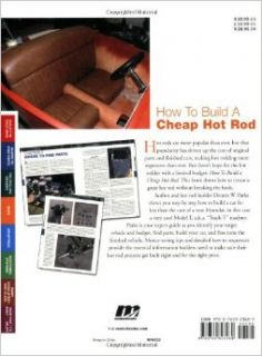 How To Build a Cheap Hot Rod (Motorbooks Workshop): Dennis W. Parks, Tom Prufer: 9780760323489: Books