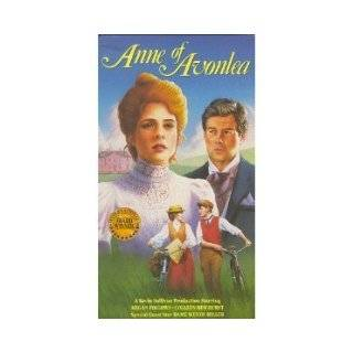 Anne of Avonlea, Megan Follows, Colleen Dewhurst, Richard Farnsworth: L. M. Montgomery (author), 2 VHS Color Videos: Books