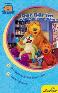 Bear in the Big Blue House [VHS]: Noel MacNeal, Peter Linz, Vicki Eibner, Tyler Bunch, Lynne Thigpen, Tara Mooney, James J. Kroupa, Dave Goelz, Jennifer Barnhart, Alice Dinnean, Geoffrey Holder, Anney McKilligan, Jim Martin, Richard A. Fernandes, Erica Lev