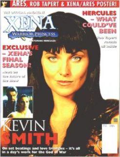 The Official Xena: Warrior Princess Magazine Vol 1 Issue 11 2000: Darryl Curtis: Books