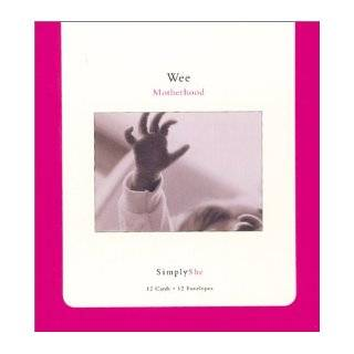 Simply She Wee Motherhood   Note Cards (9781584791829) Maria Peevey Books