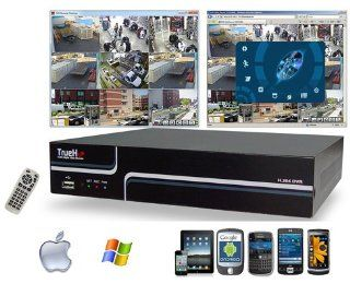 4 channel 120 fps D1 H.264 Standalone DVR with Mac OS Compatibility: Camera & Photo