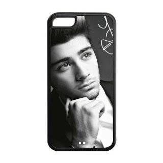 One Direction Zayn Malik Singer TPU Inspired Design Case Cover Protective For Iphone 5c iphone5c NY267: Cell Phones & Accessories