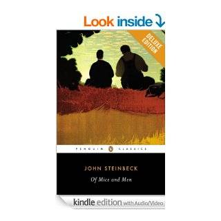 Of Mice and Men Deluxe eBook: John Steinbeck: Kindle Store