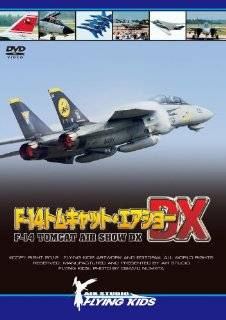 Special Interest   E 14 Tom Cat Air Show Dx [Japan DVD] GE 277 Movies & TV