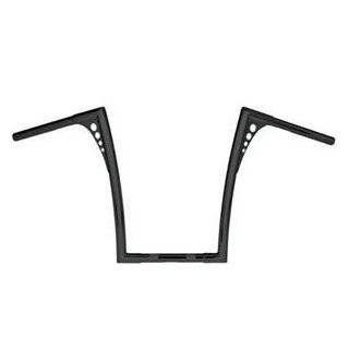 "Roland Sands Design 1 1/4"" King Ape Hanger   16""/Black Powder Coat: Automotive"