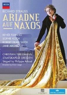 Strauss: Ariadne Auf Naxos: Renee Fleming, Christian Thielemann, Sachsische Staatskapelle Dresden, Robert Dean Smith, Brian Large: Movies & TV