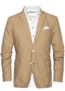 H.E. By Mango Men's Cotton Blazer, Nutmeg Tejido, M at  Men�s Clothing store