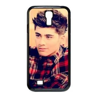 Zayn Malik Red Shirt of One Direction case for SAMSUNG Galaxy S4 Hard Case / Custom to Order: Cell Phones & Accessories