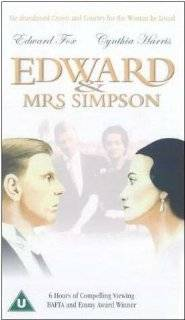 Edward & Mrs. Simpson [VHS]: Edward Fox, Cynthia Harris, David Waller, Peggy Ashcroft, Nigel Hawthorne, John Shrapnel, Andrew Ray, Jessie Matthews, Peter Ellis, Charles Keating, Amanda Reiss, Nuala Barrie: Movies & TV