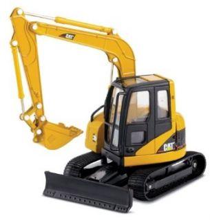 Norscot Cat 308C CR Hydraulic Excavator 150scale Toys & Games