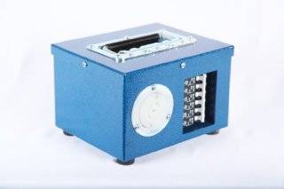 Temporary Power by Design Metal Powder Coated Snack Box Portable Power Distribution Unit
