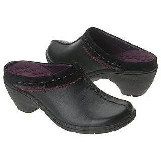 Privo by Clarks Kingscliff Womens Lightweight Clogs Shoes Black 10: Shoes