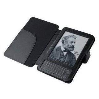 Funda a cuero para eBook  Kindle 3 3G Color Negro Kindle Store