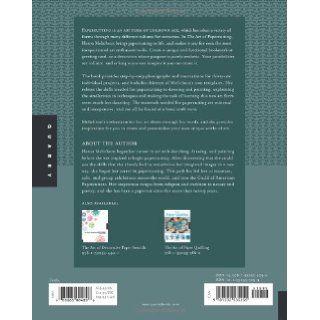 The Art of Paper Cutting Henya Melichson 9781592535255 Books