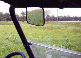 SuperATV UTV Rear View Mirror Rhino RZR Ranger Teryx #329 PM U Automotive