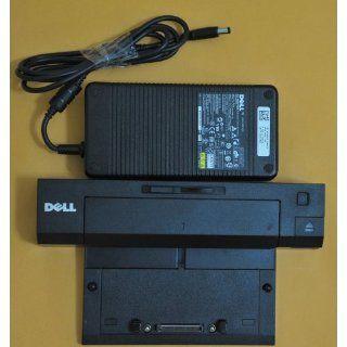 Dell E Port Plus Advanced Port Replicator with USB 3.0 and 240 Watt Power Adapter for Select Dell Latitude Laptops / Precision Workstation Desktops [Dell PN: 331 7947]: Computers & Accessories