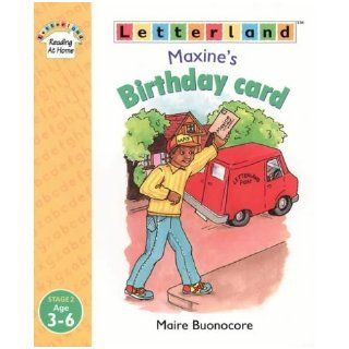 Maxine's Birthday Card (Letterland Reading at Home) (9780003034073): Lyn Wendon: Books