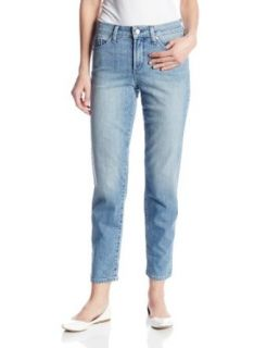 NYDJ Women's Alisha Fitted Ankle Jean Clothing