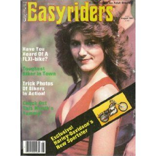 Easyriders Magazine (August 1982) No.110 (Toughest Biker In Town): Louis Bosque: Books