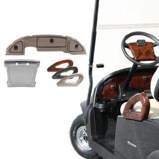 DRESSUP KIT, Club Car Golf Cart DS 2000UP, TITANIUM: Automotive