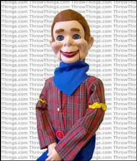 Howdy Doody Super Deluxe Upgrade Ventriloquist Dummy: Toys & Games