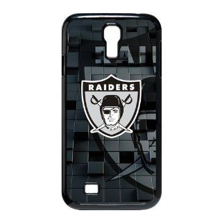NFL Oakland Galaxy S4 Case Top Designer Oakland Raiders Logo Slim Styles Hard Case Cover For Samsung Galaxy S4 I9500: Cell Phones & Accessories