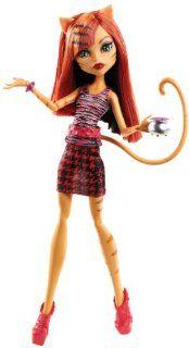 Monster High Coffin Bean Toralei Doll Toys & Games