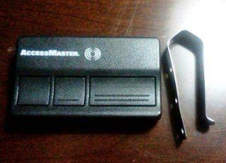 AccessMaster Garage Door Opener with Clip 373AC 373: Automotive