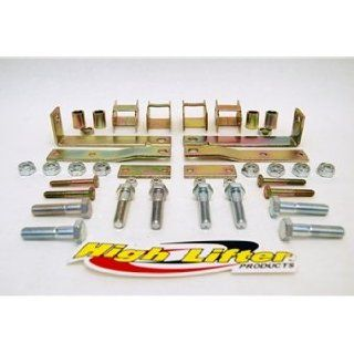 High Lifter Lift Kit For Arctic Cat 375/400/500 Solid Axle (Fits Non Irs Models Only; See Apps) Automotive
