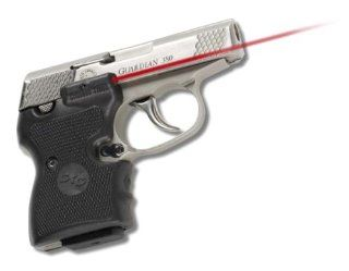 Crimson Trace North American Arms Guardian (380/32) Polymer Pistol Laser Grip, Overmold Front Activation: Camera & Photo