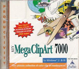 Key Mega Clipart 7000: Video Games