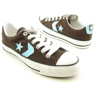 CONVERSE Star Player Ev Ox Brown Shoes Womens 6.5 Shoes