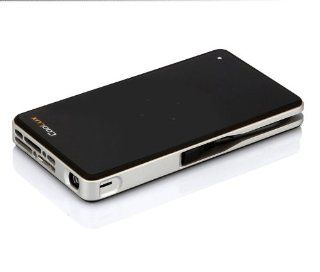 Pico Pocket Projector for Iphone/ipad/android Smartphone,wvga,media Player,3000mah Battery Electronics