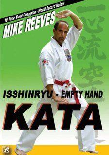 Isshinryu Karate Kata: Mike Reeves, Isshinryu Kata: Movies & TV